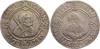 Sachsen-Kurfürstentum Taler Johann Friedrich und Heinrich 1539-1541.