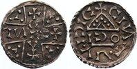 Pfennig  1018-1026 Regensburg, herzogliche Münzstätte Heinrich V., der ... 475,00 EUR free shipping