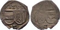 Einseitiger Pfennig 1535 Haus Habsburg Ferdinand I. 1521-1564. kl. Rand... 30,00 EUR