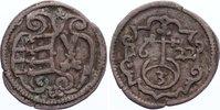 Dreier 1622  HL Quedlinburg, Abtei Dorothea Sophie von Sachsen-Altenbur... 35,00 EUR