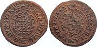 Kipper Doppelschilling 1622 Württemberg Johann Friedrich 1608-1628. fas... 120,00 EUR