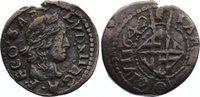 Sizain 1642 Spanien-Katalonien Ludwig XIII. 1640-1643. Randfehler, fast... 65,00 EUR