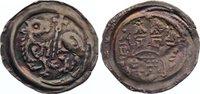 Pfennig  1203-1237 Bamberg, Bistum Ekbert von Andechs 1203-1237. sehr s... 80,00 EUR