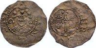 Pfennig  1067-1073 Speyer, Bistum Heinrich von Scharfenberg 1067-1073. ... 195,00 EUR