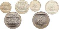 Drei Münzen zu 1, 2 und 5 Neuen Pesos 1 1993 Mexiko Zweite Republik sei... 70,00 EUR