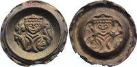 Brakteat 1250-1254 Donauwörth, königliche Münzstätte Konrad IV. 1250-12... 395,00 EUR
