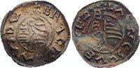 Denar 1037-1055 Böhmen Bretislaw I. 1037-1055. leicht gewellt, sehr sch... 150,00 EUR