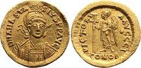 Solidus  491-518 n. Chr. Byzanz Anastasius 491-518. vorzüglich  625,00 EUR
