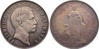 Gulden 1863 Baden-Durlach Friedrich I. 1852-1907. kl. Kratzer, vorzügli... 135,00 EUR  +  4,50 EUR shipping