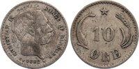 10 Öre 1 1882  CS Dänemark Christian IX. 1863-1906. selten, schön  /  f... 35,00 EUR  +  4,50 EUR shipping