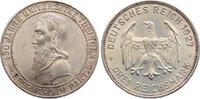 3 Reichsmark 1927  F Weimarer Republik Gedenkmünzen 1918-1933. vorzügli... 325,00 EUR  +  4,50 EUR shipping