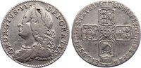 Sixpence 1758 Großbritannien George II. 1727-1760. kl. Einschlag, fast ... 25,00 EUR  +  4,50 EUR shipping