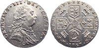 Sixpence 1787 Großbritannien George III. 1760-1820. min. Kratzer, vorzü... 95,00 EUR  +  4,50 EUR shipping