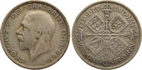 Florin 1932 Großbritannien George V. 1910-1936. selten, fast sehr schön... 50,00 EUR  +  4,50 EUR shipping