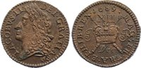 Messing Shilling zu 12 Pence 1689 Irland Jakob II. von Großbritannien 1... 125,00 EUR  +  4,50 EUR shipping