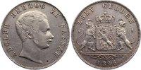 Doppelgulden 1846 Nassau Adolph 1839-1866. kl. Randfehler, sehr schön  135,00 EUR  +  4,50 EUR shipping
