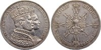 Krönungstaler 1 1861  A Brandenburg-Preußen Wilhelm I. 1861-1888. kl. K... 30,00 EUR  +  4,50 EUR shipping