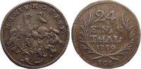 1/24 Taler 1759 Reuss, ältere Linie zu Obergreiz Heinrich XI. 1723-1800... 85,00 EUR  +  4,50 EUR shipping