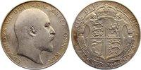 Halfcrown 1909 Großbritannien Edward VII. 1901-1910. fast sehr schön  25,00 EUR  +  4,50 EUR shipping