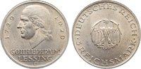3 Reichsmark 1929  E Weimarer Republik Gedenkmünzen 1918-1933. kl. Krat... 55,00 EUR  +  4,50 EUR shipping