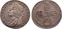 Shilling 1758 Großbritannien George II. 1727-1760. vorzüglich  175,00 EUR  +  4,50 EUR shipping