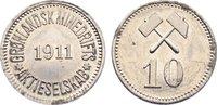 10 Öre 1 1911 Grönland Private Münzen und Zeichen. am Rand korrodiert, ... 55,00 EUR  +  4,50 EUR shipping