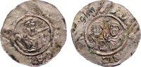 Denar 1109-1118  Böhmen Wladislaus I. 1109-1118 und 1120-1125. selten, ... 285,00 EUR  +  4,50 EUR shipping