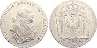 Taler 1797  A Brandenburg-Preußen Friedrich Wilhelm II. 1786-1797. min.... 625,00 EUR free shipping