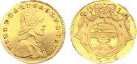 1/4 Dukat 1776 Salzburg, Erzbistum Hieronymus Graf Colloredo 1772-1803.... 585,00 EUR free shipping