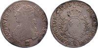 Écu aux branches d´olivier 17 1783  K Frankreich Ludwig XVI. 1774-1793.... 75,00 EUR  +  4,50 EUR shipping