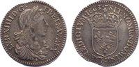 1/12 Ècu au buste juvénile 16 1663 Frankreich Ludwig XIV. 1643-1715. kl... 50,00 EUR  +  4,50 EUR shipping
