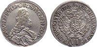 6 Kreuzer 1726 Haus Habsburg Karl VI. 1711-1740. vorzüglich +  125,00 EUR  +  4,50 EUR shipping