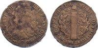 Cu 2 Sols 1791  A Frankreich Ludwig XVI. 1774-1793. Randfehler, fast se... 40,00 EUR  +  4,50 EUR shipping