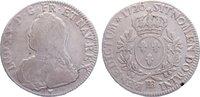 Ecu aux branches d´olivier 1 1726  BB Frankreich Ludwig XV. 1715-1774. ... 70,00 EUR  +  4,50 EUR shipping