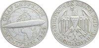 5 Reichsmark 1930  F Weimarer Republik Gedenkmünzen 1918-1933. sehr sch... 150,00 EUR  +  4,50 EUR shipping