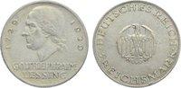 3 Reichsmark 1929  D Weimarer Republik Gedenkmünzen 1918-1933. kl. Rand... 40,00 EUR  +  4,50 EUR shipping