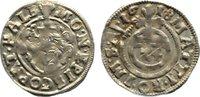 1/24 Taler 1618 Halberstadt, Domkapitel  l. Prägeschwäche, sehr schön -... 30,00 EUR  +  4,50 EUR shipping