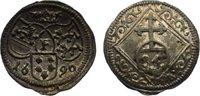 1/84 Taler 1690 Hohenlohe-Schillingsfürst Ludwig Gustav 1656-1697. kl. ... 165,00 EUR  +  4,50 EUR shipping