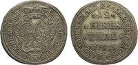 1/12 Taler 1711 Brandenburg-Bayreuth Christian Ernst 1655-1712. sehr sc... 55,00 EUR  +  4,50 EUR shipping
