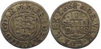 2 Skilling 1668 Dänemark Frederik III. 1648-1670. fast sehr schön  50,00 EUR  +  4,50 EUR shipping