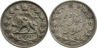 Iran / Persien 2 Kran=2000 Dinara Fattiali Shah AH 1212-1250 / 1797-1834 AD         Postum AH 1296-1298