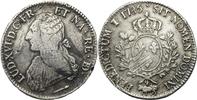 Ecu 1785 Frankreich Ludwig XVI. (1774-1793) / Ecu aux Manneaux / 1785 M... 50,00 EUR  plus 7,00 EUR verzending
