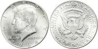 1/2 Dollar 1964 USA Kennedy vzgl.+  8,00 EUR  +  10,00 EUR shipping