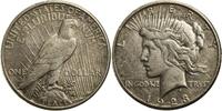 1 Dollar 1923 USA PEACE-Dollar S (San Francisco) ss  28,00 EUR  +  7,00 EUR shipping