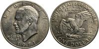 1 Dollar 1971 USA Eisenhower / Freiheitsglocke - D (Denver) bankfrisch  8,00 EUR  +  7,00 EUR shipping