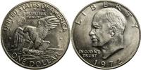 1 Dollar 1972 USA Eisenhower - ( ) (Philadelphia) bankfrisch  10,00 EUR  +  7,00 EUR shipping