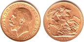 1 Sovereign 1914 Großbritannien Georg V. (...