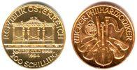 200 Schilling 1995 Österreich 1/10 Unze Goldmünze - Wiener Philharmonik... 149,90 EUR  Excl. 9,95 EUR Verzending