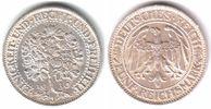 5 Mark 1930 J Weimar Eichbaum Kursmünze vz  898,00 EUR  excl. 9,95 EUR verzending