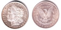 USA 1 Dollar 1 Dollar - Morgan
